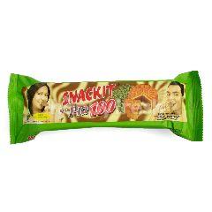 Snackit Kue Pia 100 Rasa Kacang Hijau