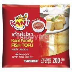 คานิ เต้าหู้ปลาพร้อมน้ำจิ้ม 200 กรัม