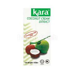 Kara Natural Coconut Extraction