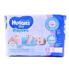HUGGIES Dry Diapers - S