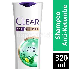 Clear Shampo Ice Cool Menthol