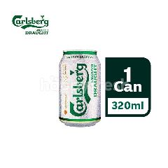 Carlsberg Smooth Draught Beer Can (320ml)