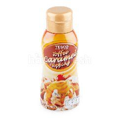 Tesco Toffee Caramel Topping