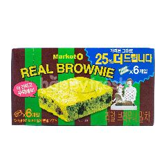 MARKET O Real Brownie Matcha