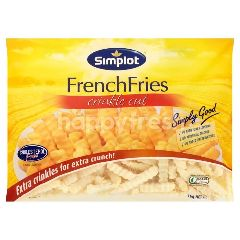 Simplot Crinkle Fries
