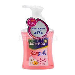ActiPro AntiBacterial Foam Hand Wash Wild Flower