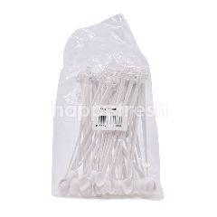 """5"""" Plastic Stirrer (50 Pieces)"""