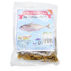 Dapur Desa Fish Crackers