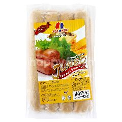 AYAMADU GOLD Jumbo Chicken Sausage Cheese