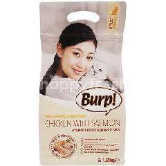Burp! Cat Adult Hypo (Chicken With Salmon) 1.35kg
