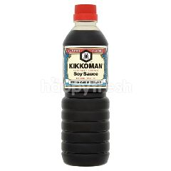 Kikkoman Naturally Brewed Soy Sauce 600ML