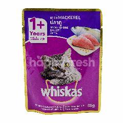 Whiskas Pouch Mackerel Cat Food