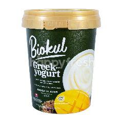 BioKul Greek Yogurt Rasa Mangga