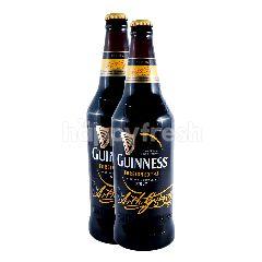 Guinness Bir Hitam Extra Stout 2 Pcs x 620ml