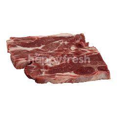 Defrosted lamb Shoulder