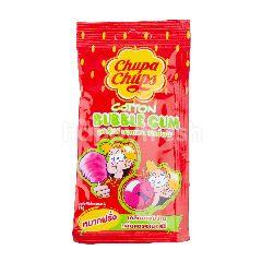 Chupa Chups Cotton Bubble Gum Strawberry Flavour