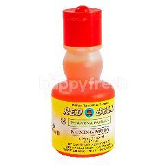 Red Bell Pewarna Makanan Kuning Tua