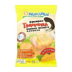 NUTRI PLUS Crunchy Tempura Chicken Nuggets-Cheese