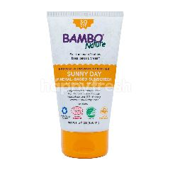Bambo Nature Sunny Day Mineral-based Sunscreen SPF 30