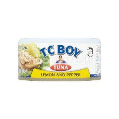 TC Boy Tuna With Lemon & Pepper