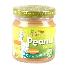 Healthy Mate Creamy Natural Peanut Butter