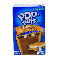 Pop Tarts Frosted S'Mores Toaster Pastries