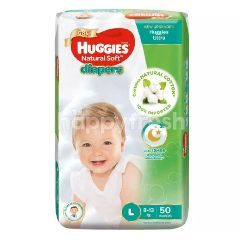 HUGGIES L Size Ultra Diapers