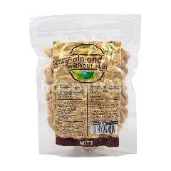 Trio Natural Almond Tanpa Kulit