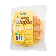 Sharon Waffle Mentega Belgia