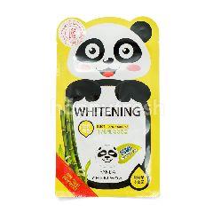 Cherimoa Masker Wajah Memutihkan Karakter Panda