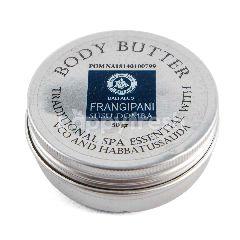 Bali Alus Body Butter Frangipani