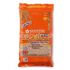 Jasmine Sunbrown Wholegrain-High Fibre Rice