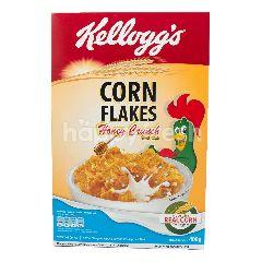 Kellogg's Sereal Kepngan Jagung Madu Renyah dengan Kacang