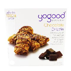 Yogood Granola Bars Chocolate Drizzle