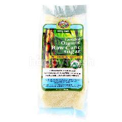 Country Farm Organics Certified Organic Raw Cane Sugar