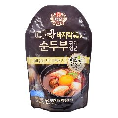 Beksul Spicy Soft Taufu Stew Stock