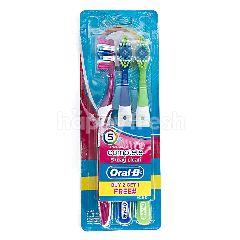 Oral-B Complete Sikat Gigi Lembut