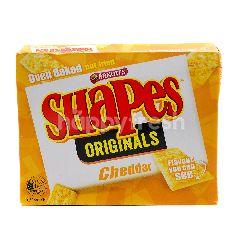 Arnott's Shapes Original Cheddar Cracker