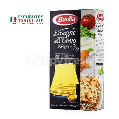 Barilla Pasta Lagsane With Egg