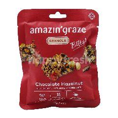 Amazin' Graze Chocolate Hazelnut Bites Granola