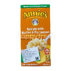 Annie's Spirals With Butter & Parmersan