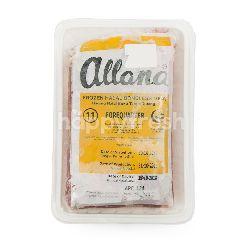 Allana Daging Forequarter Sapi Tanpa Tulang