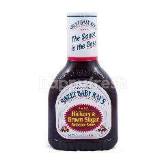 Sweet Baby Ray's Saus Baberkyu Hickory dan Gula Merah