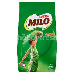 Milo Chocolate Malt Drink Powder Soft Pack 400G