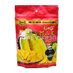 G & G Freeze Dried Mustang King Durian