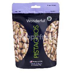 Wonderful Pistachios Rasa Merica dan Bawang Putih