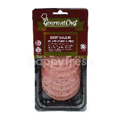 Gourmet Chef Beef Salami