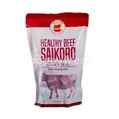 Daging Sapi Saikoro Potong Dadu
