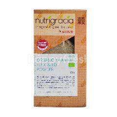 Nutrigracia Organic Flax Seed Powder