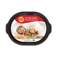 Cp Stir Fried Chicken And Chili With Rice